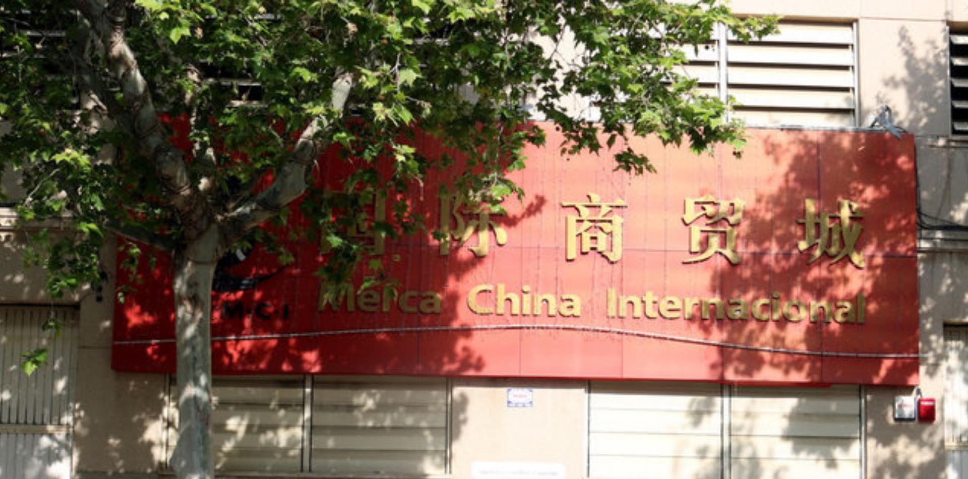 La comunidad china ayuda logísticamente a las instituciones catalanas a recibir material sanitario